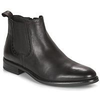 Zapatos Hombre Botas de caña baja André NORLAND Negro