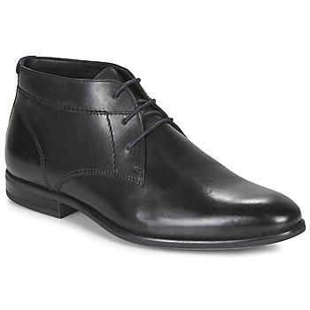 Zapatos Hombre Botas de caña baja André NEZIA Negro