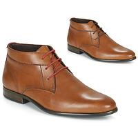 Zapatos Hombre Botas de caña baja André NEZIA Cognac
