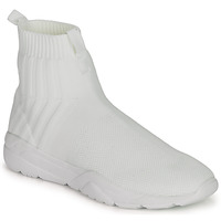 Zapatos Hombre Zapatillas altas André LUNAIRE Blanco