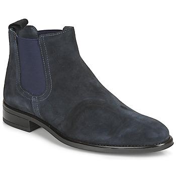 Zapatos Hombre Botas de caña baja André NORLAND 2 Marino