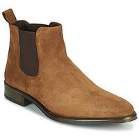 Zapatos Hombre Botas de caña baja André NORLAND 2 Cognac