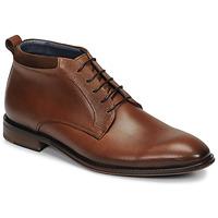 Zapatos Hombre Botas de caña baja André MUBU Marrón