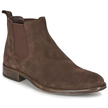 Zapatos Hombre Botas de caña baja André NORLAND 2 Marrón