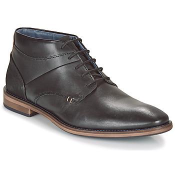 Zapatos Hombre Botas de caña baja André KILWAL Negro