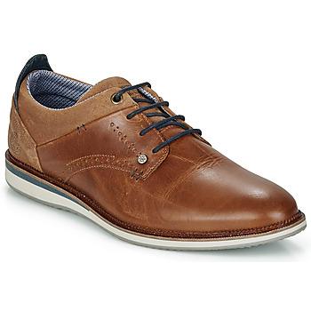 Zapatos Hombre Derbie André ROADMAP Cognac