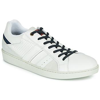 Zapatos Hombre Zapatillas bajas André SNEAKSHOES Blanco