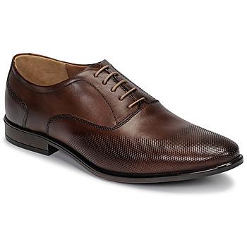 Zapatos Hombre Richelieu André PERFORD Marrón