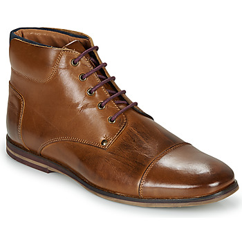 Zapatos Hombre Botas de caña baja André SOMMET Marrón