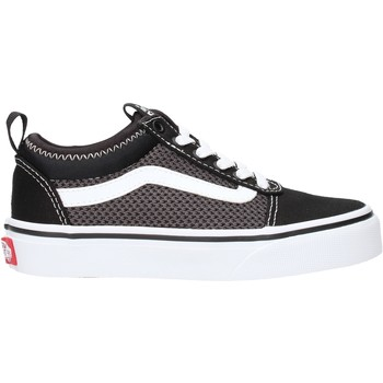 Zapatos Niño Zapatillas bajas Vans - Ward alt nero VN0A45KEU2N1 NERO