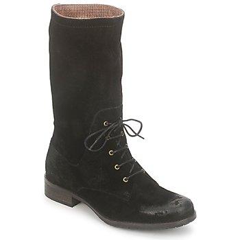 Zapatos Mujer Botas de caña baja Paul & Joe Sister GERRY Negro