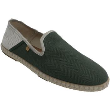 Zapatos Hombre Slip on Calzamur Zapatillas hombre cáñamo alrededor beige