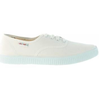 Zapatos Niños Zapatillas bajas Victoria 106613 Blanco