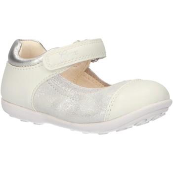 Zapatos Niña Derbie & Richelieu Geox B7226B 0MANF B JODIE Blanco