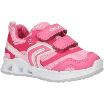 Zapatos Niña Multideporte Geox B922VA 0EWBC B DAKIN Rosa