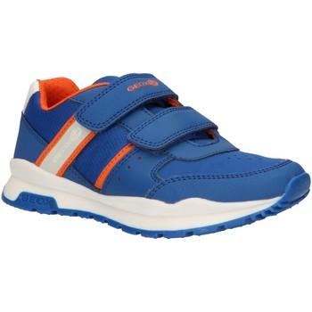 Zapatos Niño Multideporte Geox J925DA 054FU J CORIDAN Azul