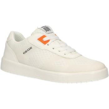 Zapatos Niños Multideporte Geox J925PB 01454 J KOMMODOR Blanco