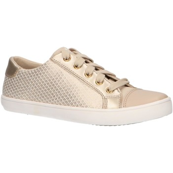 Zapatos Niña Zapatillas bajas Geox J924ND 0QDAJ J GISLI Beige