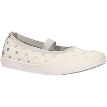Zapatos Niña Derbie & Richelieu Geox J924NB 0SBNF J GISLI Blanco