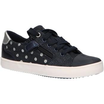 Zapatos Niña Zapatillas bajas Geox J924NC 0SBNF J GISLI Azul