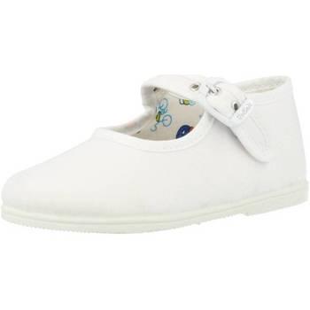 Zapatos Niña Pantuflas Vulladi 32642 Blanco