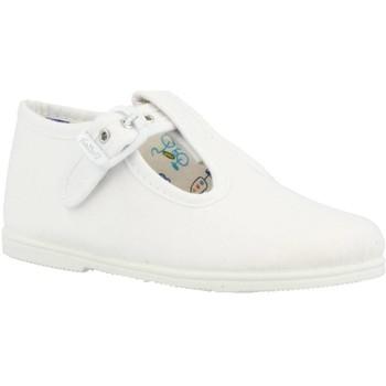 Zapatos Niño Pantuflas Vulladi 32666 Blanco
