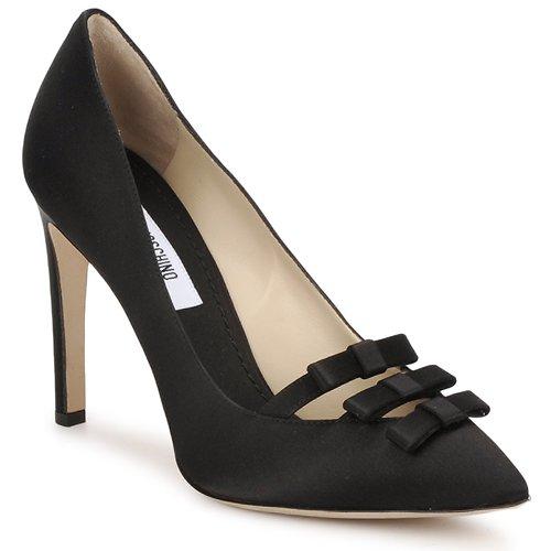 Zapatos promocionales Moschino MA1012 Negro  Los últimos zapatos de descuento para hombres y mujeres