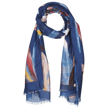 Accesorios textil Mujer Bufanda André PLUMA Azul