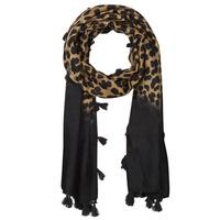 Accesorios textil Mujer Bufanda André FELINE Camel