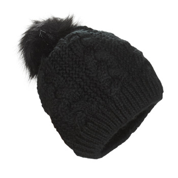 Accesorios textil Mujer Gorro André ALPES Negro