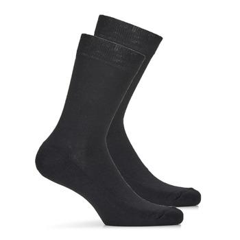 Accesorios textil Hombre Calcetines André BERNIE Negro