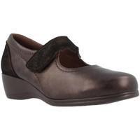 Zapatos Mujer Bailarinas-manoletinas Pinoso's 6729 Marron