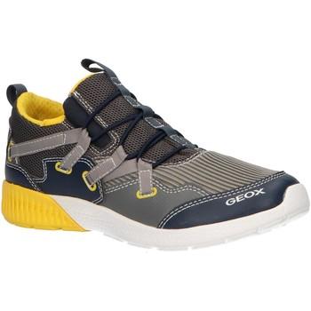 Zapatos Niños Multideporte Geox J926PA 014BU J SVETH Gris