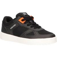 Zapatos Niños Zapatillas bajas Geox J925PB 01454 J KOMMODOR Negro