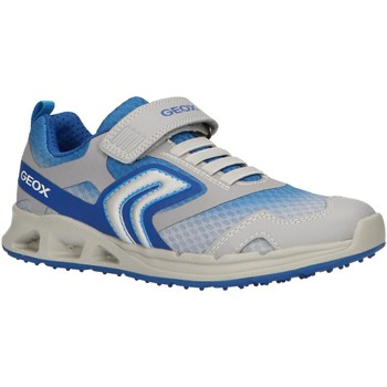 Zapatos Niño Multideporte Geox J929FA 01454 J DAKIN Gris