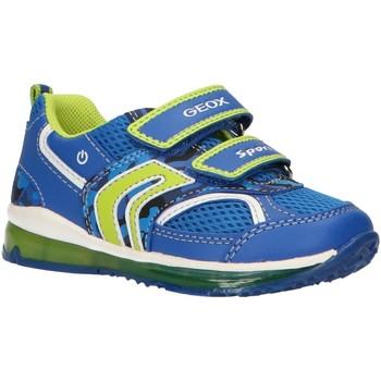 Zapatos Niños Multideporte Geox B9284A 0BC14 B TODO Azul