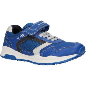Zapatos Niños Multideporte Geox J845DD 054FU J CORIDAN Azul