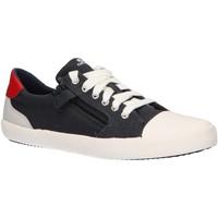 Zapatos Niños Zapatillas bajas Geox J925CA 01054 J GISLI Azul