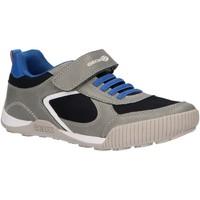 Zapatos Niños Multideporte Geox J925YA 0ME14 J NEKKAR Gris