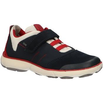 Zapatos Niños Multideporte Geox J921TA 01122 J NEBULA Azul