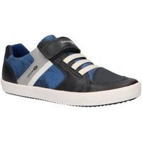 Zapatos Niño Multideporte Geox J925CB 0ME10 J GISLI Azul