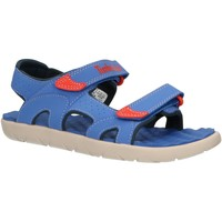 Zapatos Niños Sandalias Timberland A1QGB PERKINS Azul