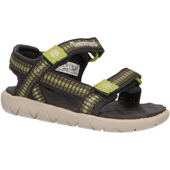 Zapatos Niños Sandalias Timberland A1PW4 PERKINS Verde