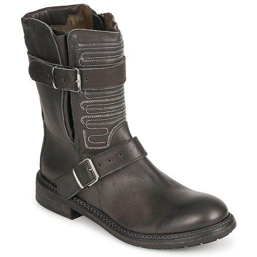 Zapatos promocionales Fru.it ARLINE Negro  Los últimos zapatos de descuento para hombres y mujeres