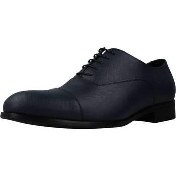 Zapatos Hombre Richelieu Angel Infantes 50853 Azul