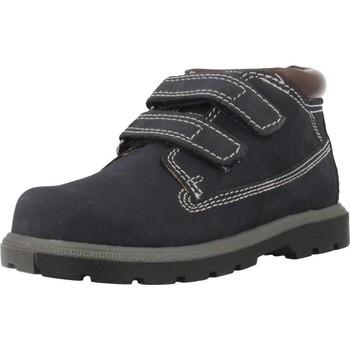 Zapatos Niño Botas de caña baja Chicco CARDAX Azul