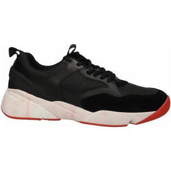 Zapatos Hombre Zapatillas bajas Cromier TECNOnylon black-nero