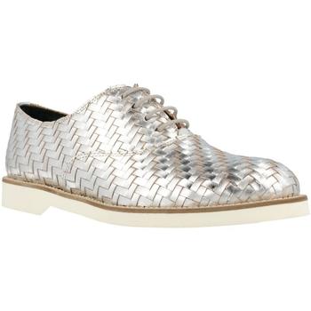 Zapatos Mujer Derbie Angel Infantes 679 SUMA 36 Plata