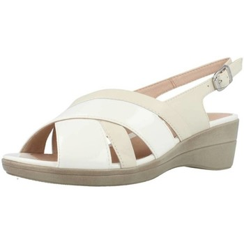 Zapatos Mujer Sandalias Stonefly VANITY III Blanco