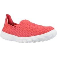 Zapatos Mujer Slip on Chika 10 CHESTER Rojo